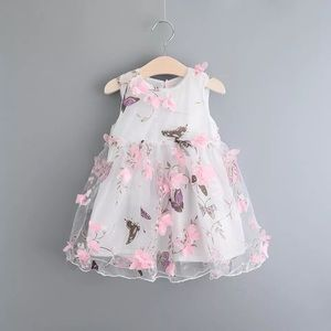 Other - Baby toddler girl formal floral party dress